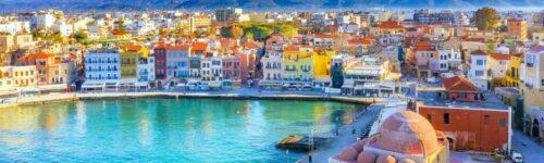 Dónde alojarse en Creta
