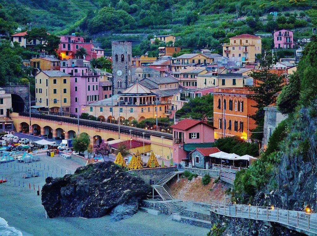 Hoteles en Monterosso al Mare