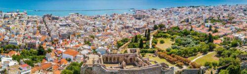 Dónde alojarse en Patras