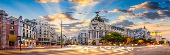 Donde alojarse en España