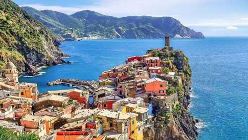Hospedarse en La Spezia