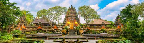 Dónde alojarse en Ubud