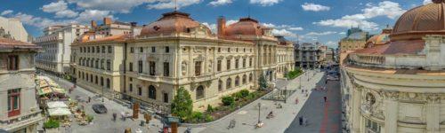 Dónde alojarse Bucarest