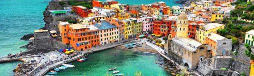 Dónde alojarse en Cinque Terre