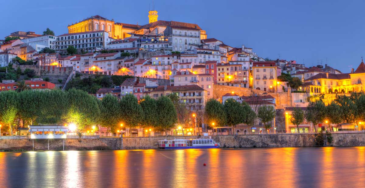 Donde alojarse en Coimbra