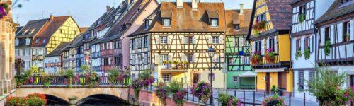 Dónde alojarse en Colmar