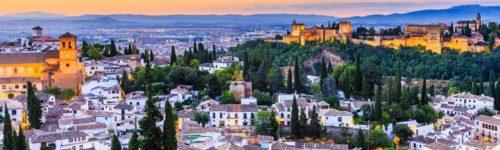 Dónde alojarse en Granada