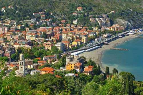 Alojamiento en Levanto Cinque Terre