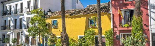 Dónde alojarse en Marbella