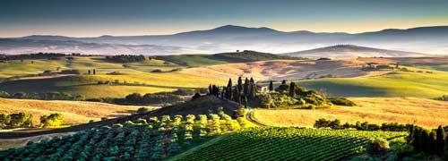 Donde alojarse en la Toscana
