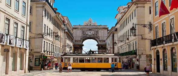 Guía de Lisboa la capital de Portugal