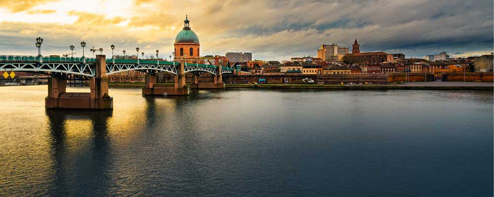 Dónde hospedarse en Toulouse Francia