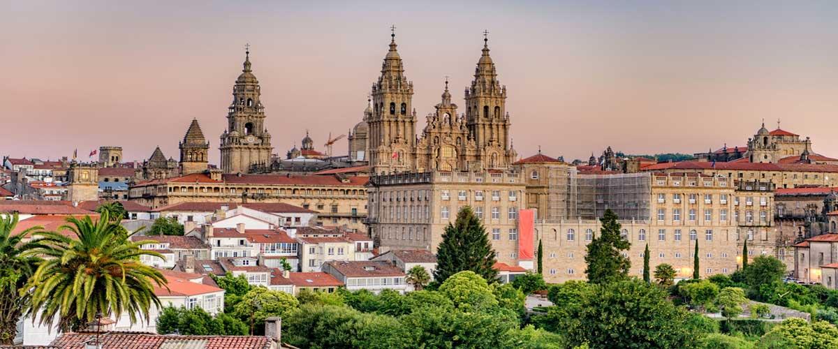 Mejores Zonas para alojarse en Santiago de Compostela
